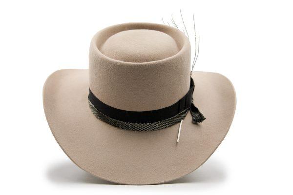Sombrero Fino Pelo de Conejo La Nutria