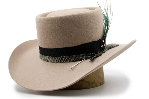 Sombrero Pelo de Conejo Hatmaker La Nutria