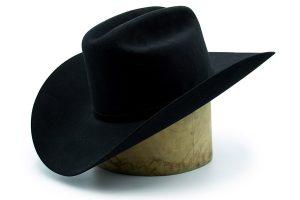 Sombrero Stetson 100x Presidente Negro Sombreros La Nutria