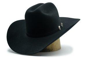 Sombrero Stetson Shasta Negro 10x