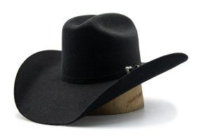 Sombrero Tombstone Roper 20x Negra