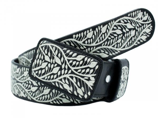 Cinturon de Pita Negro