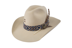 Sombrero Charlie 1 Horse 5x Old Hag Bone