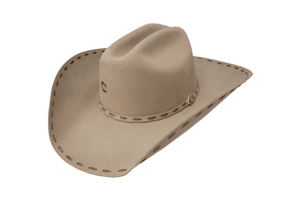 Sombrero Charlie 1 Horse Bucksnort 4x Stone