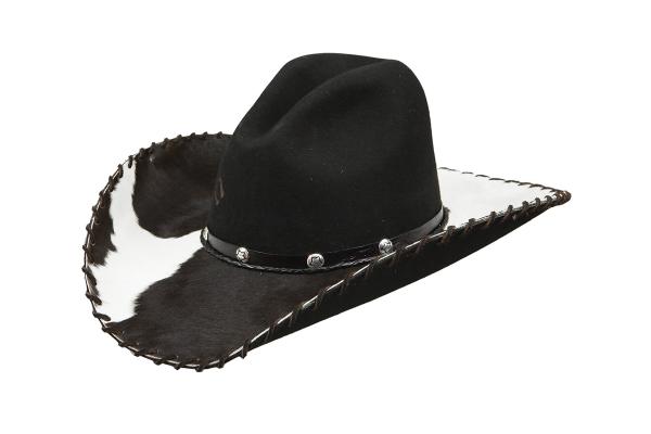 Sombrero Charlie 1 Horse Grit 4X Black