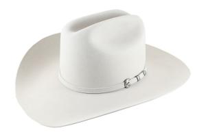 Sombrero Resistol Sterling Horseshoe 10X Chamois