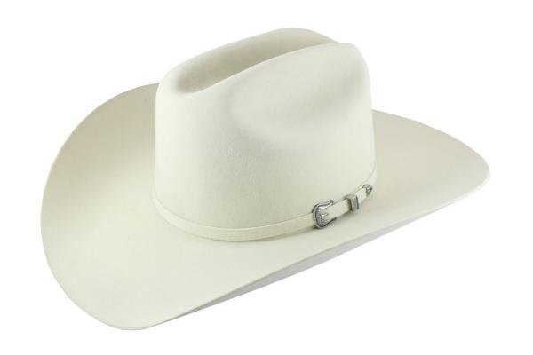Texana Resistol The Challenger 7X Ivory