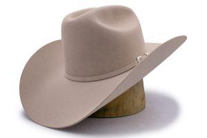 Sombrero Stetson 5x Lariat SilverBelly
