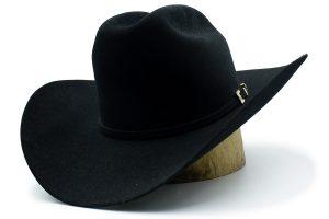 Sombrero Stetson Monarca 6x Negro