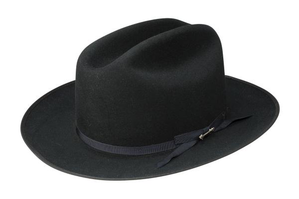 Sombrero Stetson Open Road 6X Black