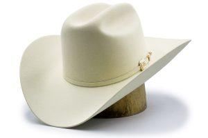 Sombrero Stetson Valiente Ivory 6x