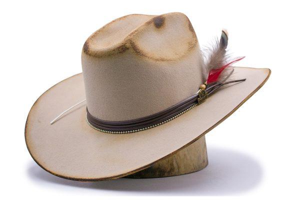 Sombrero Estilo Christian Nodal Belly