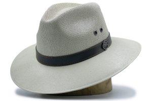 Sombrero Malla Explorer Gris Fresco