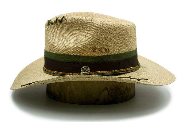 Sombrero Panama Natural Hatmaker Morelia