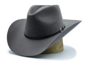 Sombrero Stetson 4x Senecca Granite