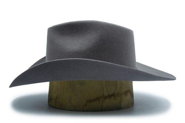 Sombrero Stetson Gris Pelo de Bufalo