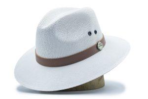 Sombrero Urbano Ligero Color Blanco