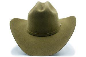 Texana Verde De Lana De Borrego Sombreros La Nutria