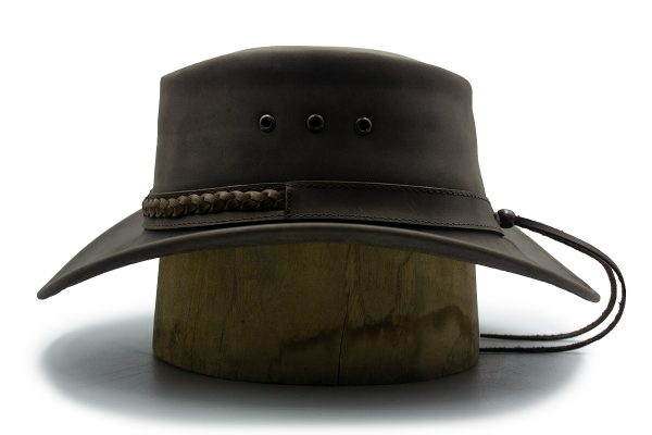 Sombrero De Piel Urbano