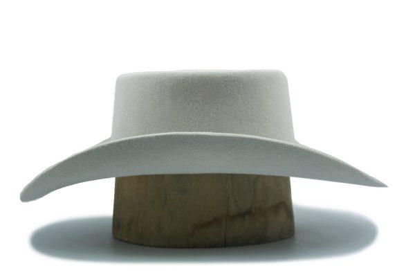 Sombrero De Rodolfo de Anda Gris