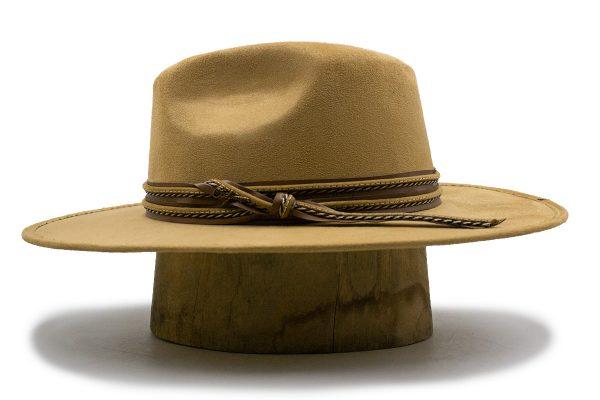 Sombrero Gamuzina Urbano Sombreros La Nutria