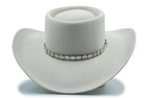 Sombreros La Nutria Gris Lana Nacional